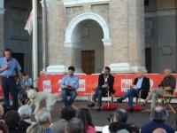 Massimo Cirri con gli ospiti del 26 giugno