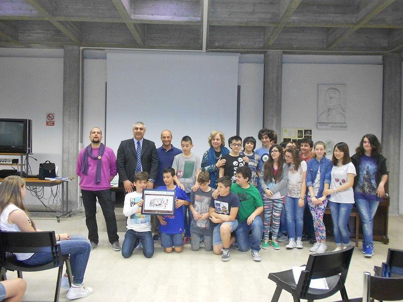 """""""Ikea ad home"""", concorso vinto dalla Fagnani, premiazione"""