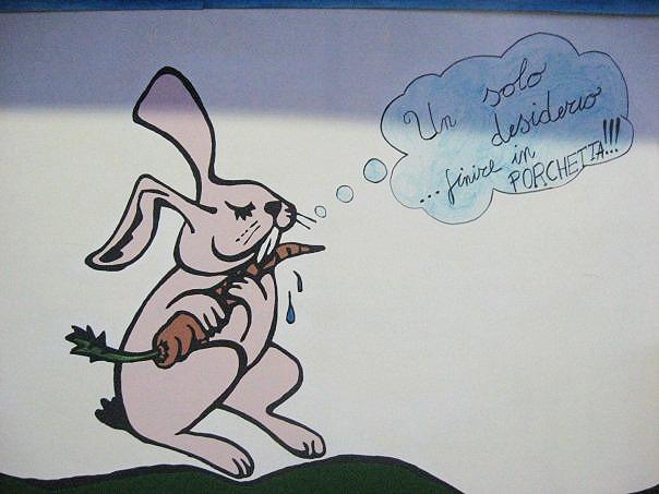 Sagra del Coniglio in Porchetta Vaccarile di Ostra