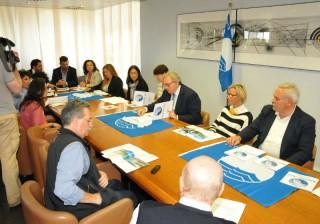 Consegna della Bandiera Blu ai 18 comuni marchigiani