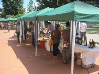 Mercato biologico Mezza Campagna Senigallia