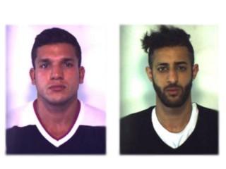 I due killer di Pesaro: Donald Sabanov e Karim Bari