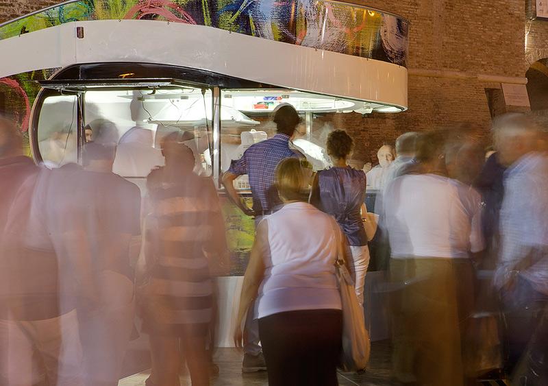 Uliassi Street Food Good nei giardini della Rocca Roveresca di Senigallia