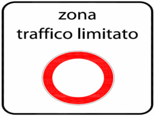Ztl (Zona traffico limitato)