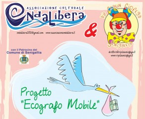 Associazione OndaLibera e Vip Claun Ciofega per il Progetto Ecografo Mobile