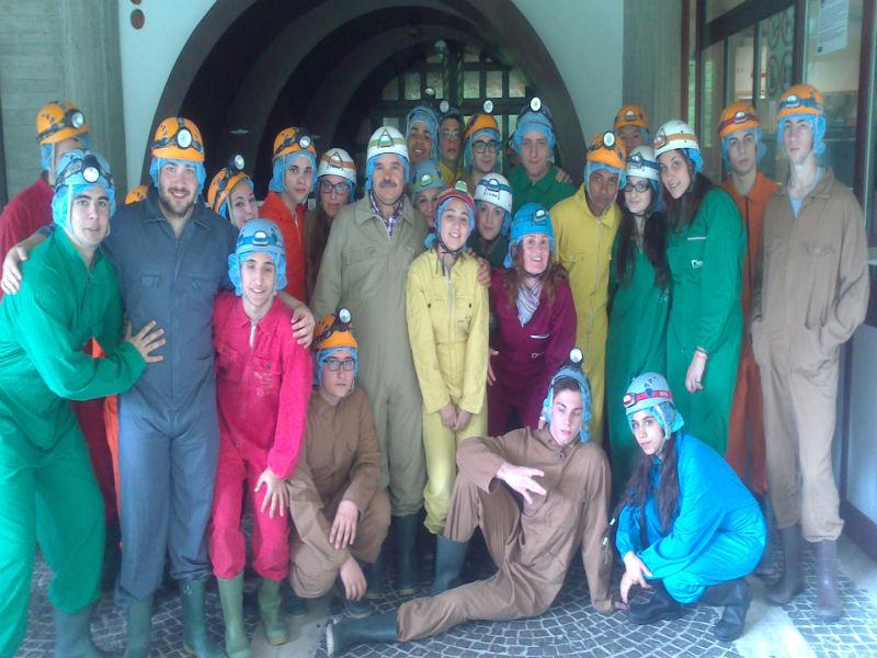 Escursione a Genga del Panzini