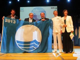 """Marche in blu"", prima edizione a Senigallia per le 18 bandiere blu d'europa"