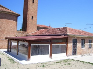 Nuovi locali alla Parrocchia del Cesano