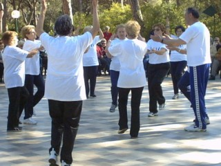 Anziani, attività fisica per la salute