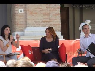 Natasha Lusenti, Monica Maggioni e Filippo Solibello a Senigallia per il CaterRaduno 2013