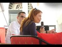 Filippo Solibello e Monica Maggioni