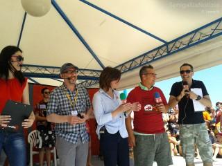CaterRaduno 2013 in diretta dalla spiaggia di Senigallia: Lusenti, Ardemagni, Poli, Belli, Solibello