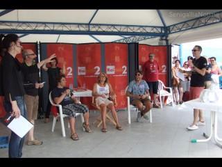 CaterRaduno 2013 in diretta dalla spiaggia di Senigallia