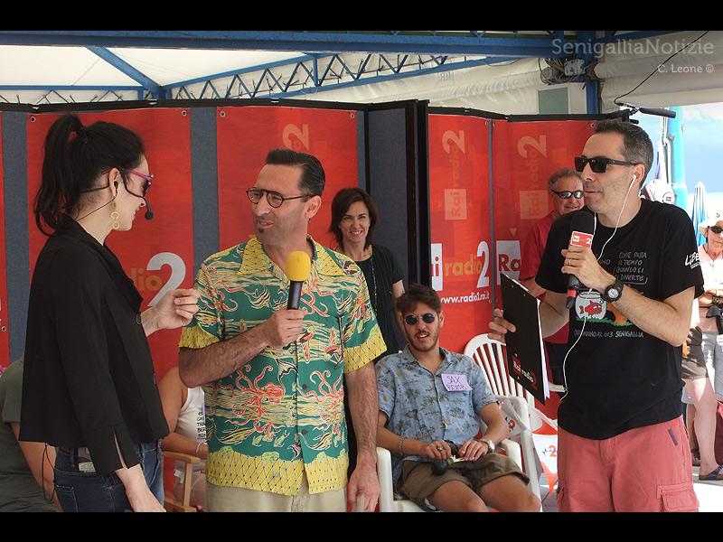 """Angelo DI Liberto e il Summer Jamboree """"ospiti"""" al CaterRaduno 2013"""