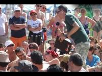 Interviste al popolo del CaterRaduno 2013 sulla spiaggia di Senigallia