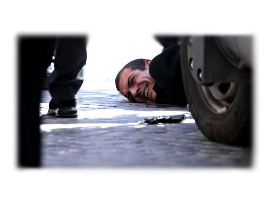L'arresto di Luigi Preiti, responsabile della sparatoria davanti palazzo Chigi