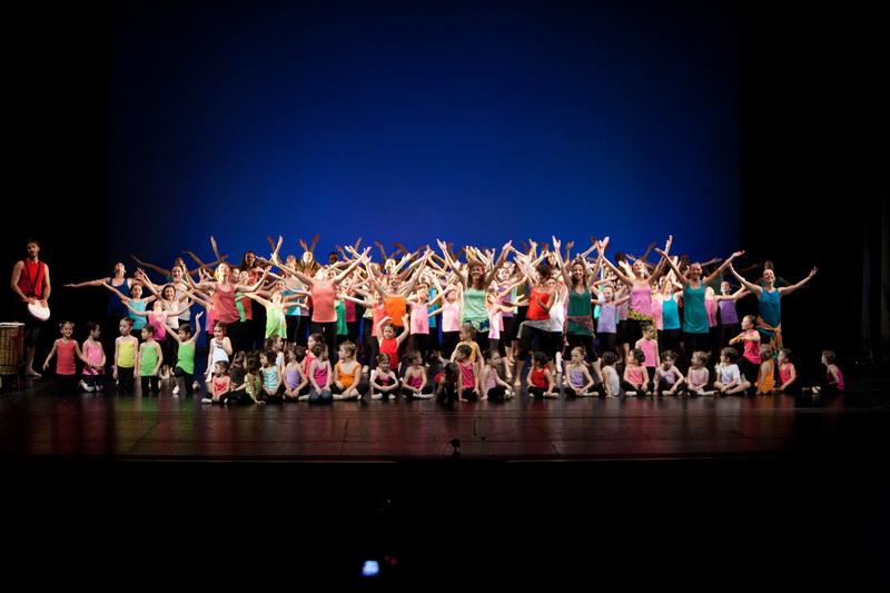 """""""Sintonie Cromatiche"""", spettacolo denso di emozioni e colori a Senigallia grazie a Danza in scena ASD"""