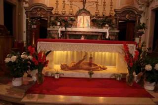 Reliquie di Santa Maria Goretti