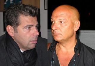 Maurizio Mangialardi e Marcello Liverani