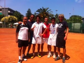 Promozione D1 per il Tennis Team Senigallia
