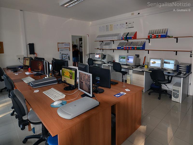 Gli uffici di Netservice