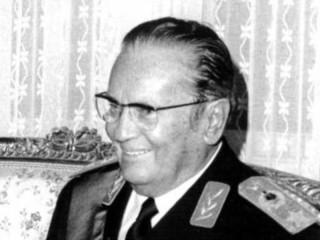 Tito, ex capo di Stato della Jugoslavia