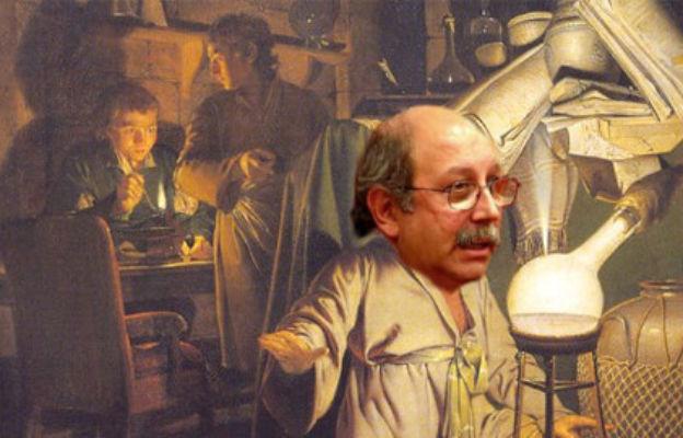 Battista l'alchimista