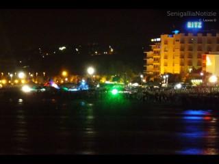 La movida senigalliese durante la Notte della Rotonda 2013