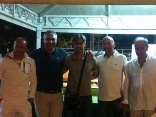 Organizzatori del Torneo Pettinari di tennis
