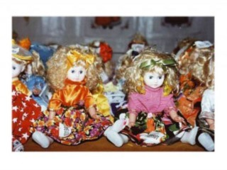 15a edizione della Fiera delle bambole dell'AOS