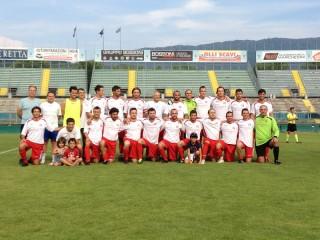 La squadra campione d'Italia 2013 dell'Ordine degli ingegneri di Ancona