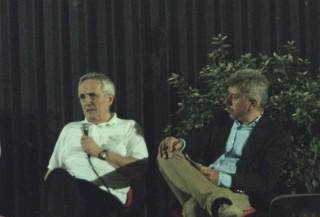 Marco Bellocchio e Paolo Marchionni all'Arena Gabbiano