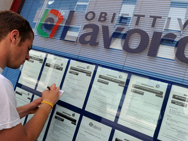 disoccupazione, occupazione, ricerca lavoro, giovani, annunci lavoro
