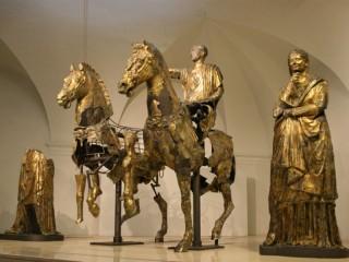 """Il """"gruppo"""" dei bronzi di Cartoceto"""