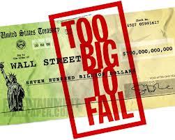 "Locandina di ""Too big to fail"" (Curtis Hanson, 2011)"