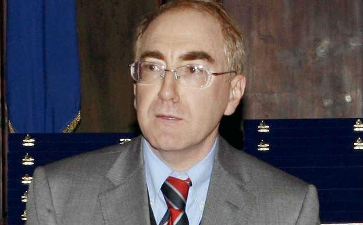 Luigi Lacchè, rettore dell'Università di Macerata