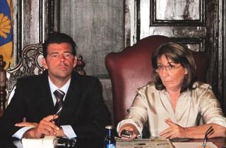 Maurizio Mangialardi e Patrizia Casagrande