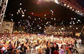 """al Summer Jamboree di Senigallia il """"progetto palloncino"""""""