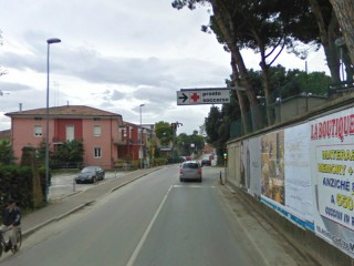 via Po, a Senigallia