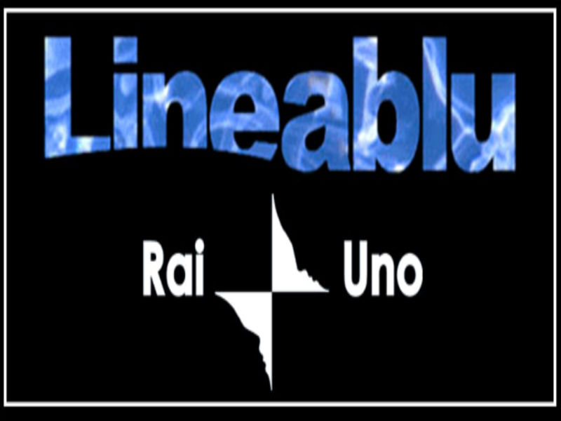 """""""Lineablu"""", trasmissione di Rai 1"""
