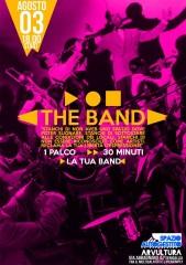 The Band - 3 agosto 2013 all'Arvultùra