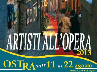 Artisti all'Opera a Ostra