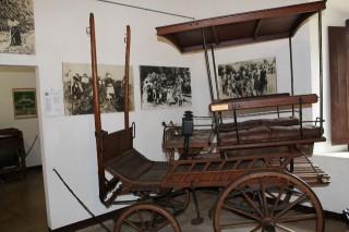 """Museo della mezzadria """"Sergio Anselmi"""" di Senigallia"""