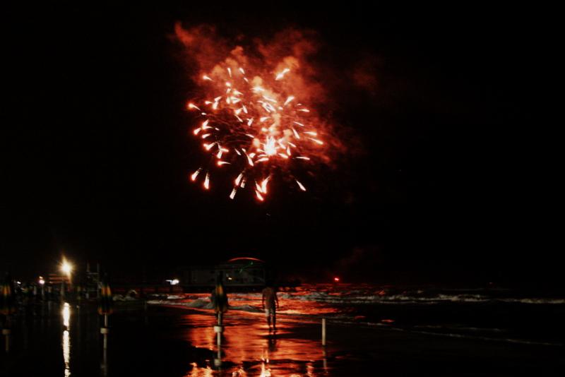 Fuochi d'artificio 2013 sulla Rotonda a Mare (3)