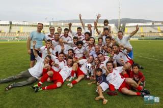 La squadra degli Ingegneri di Ancona, vincitrice al campionato nazionale dell'Ordine