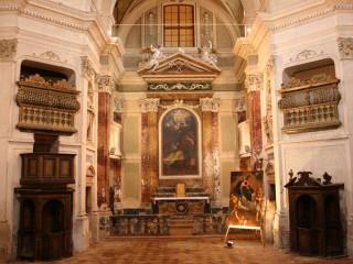 La chiesa dei santi Giuseppe e Filippo di Ostra