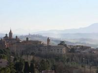 Panorama di Corinaldo - foto di Luciano Galeo
