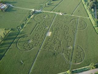 il labirinto di mais a Senigallia