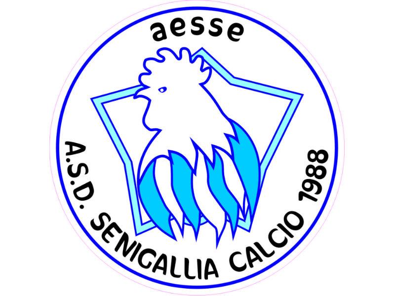 Logo dell'AESSE Senigallia Calcio 1988 asd
