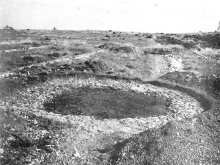 L'insediamento di Monte Croce, ad Arcevia, come emerso dagli scavi